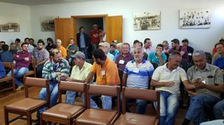 O Sindicato Rural de Tupi Paulista realiza o 1º Encontro de Produtores de Urucum de Tupi Paulista.