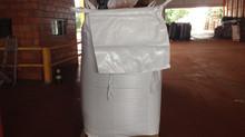 Embalagem a vácuo para sementes de urucum