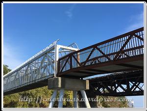上面是橋可以通往Pickering