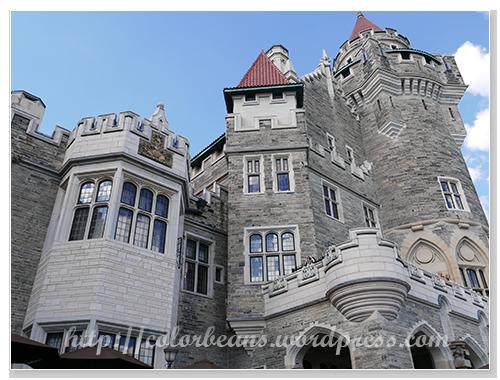 多倫多的城堡 - Casa Loma