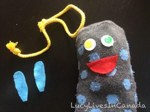 sock toy diy
