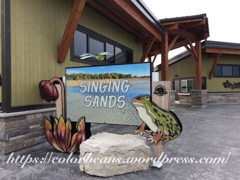 Singing Sands Beach