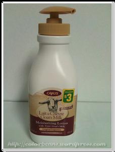 Canus 山羊乳液