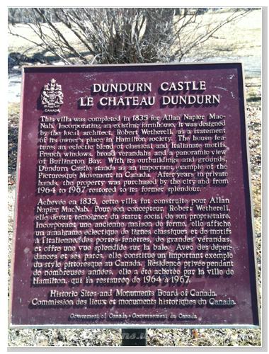 Dundurn Castle的介紹