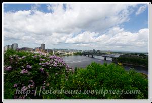 Alexandra Bridge和Canadian Museum of History