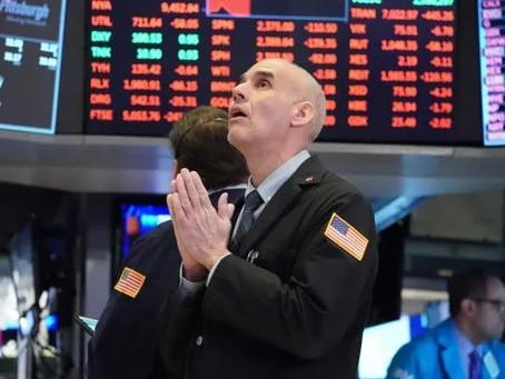 美国第二波疫情凶猛来袭 股市油价加元暴跌! 加拿大人抗议后确诊!
