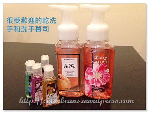 Hand Soap and Pocket Bac