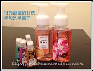 Hand Soap and Pocket Bac