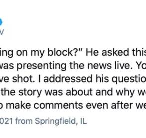 """""""收拾东西滚出这个街区""""美亚裔女记者街头采访遭辱骂!"""