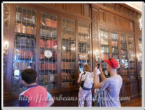 藏書很豐富的地方就是城堡的圖書館啦