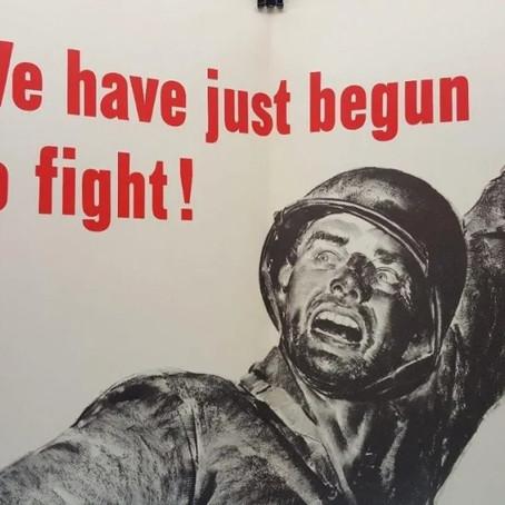 川普引用二战著名口号:我们才刚开始战斗!佛林将军:我们人民才决定谁是总统