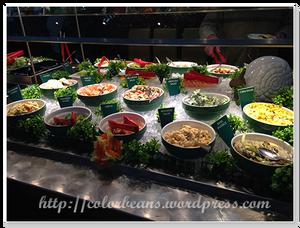 各種冷盤沙拉