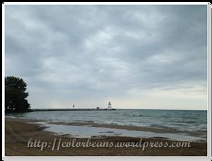 Port Dover 的沙灘