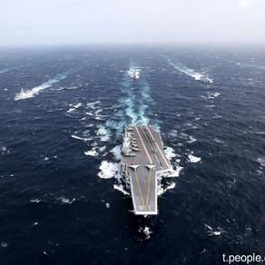 中共海军全球最大 专家 : 但有这个致命弱点…