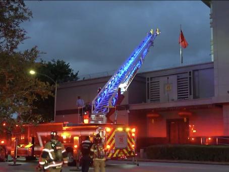 突发:休斯顿中领馆着火关闭对华人的影响
