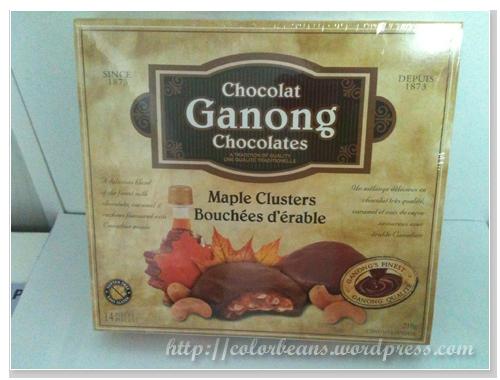 楓糖巧克力禮盒
