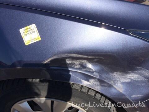 加拿大車子被撞怎麼辦