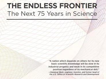 美国科学院报告《无止境的前沿:科学的未来75年》