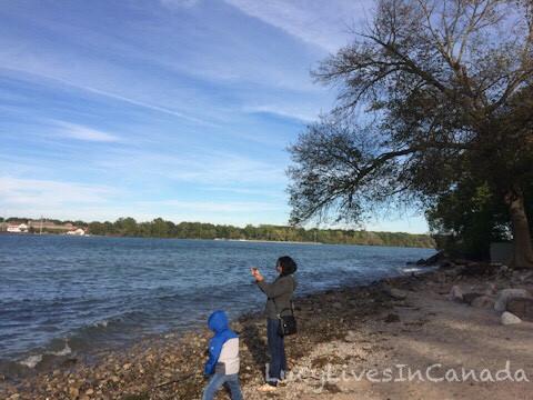 Niagara-on-the-Lake 湖畔