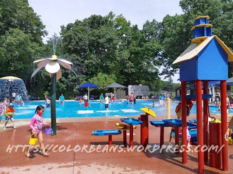 LaSalle Park 的 water tables