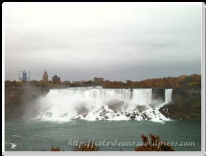 Niagara Falls 之American Falls