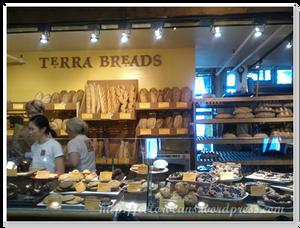 Granville Island 另一家排隊商店,好吃的麵包