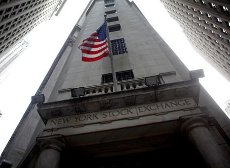 今日财经市场5件大事:美股可能连续第四周下跌 道指期货跌约150点