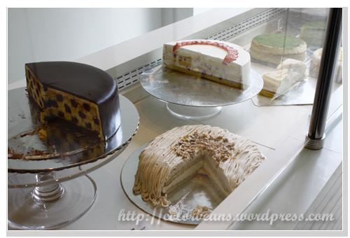 其它各種口味的蛋糕