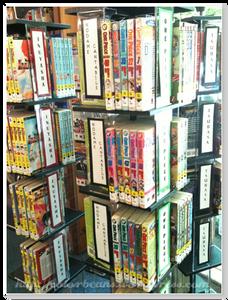 Burnaby Public Library 日本漫畫專區!