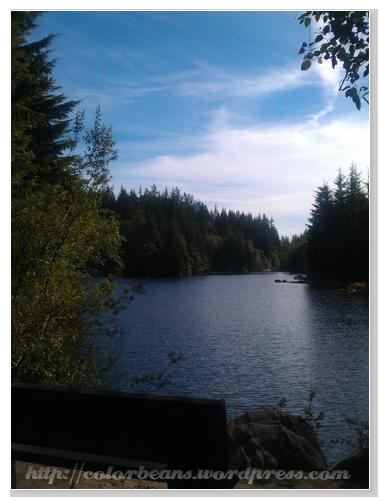 湖景View,真是太享受了
