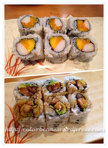 吃壽司啦~~