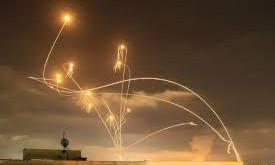 1000枚火箭弹飞向以色列 巴以或爆发全面战争