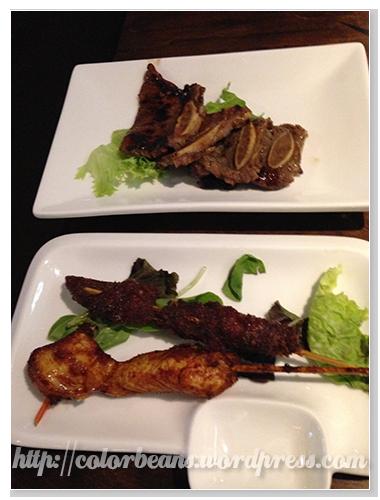 一些不同的teppanyaki