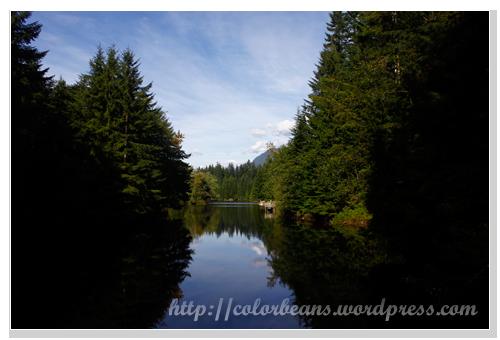 Rice Lake真的超 級 美!