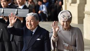 唯一访华的日本天皇,国宴上日方要求撤掉一道菜。。。
