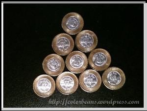 Toronto交通系統 - TTC發售的tokens