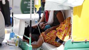 印度3.6万医学生成疫情一线中流砥柱 被当炮灰