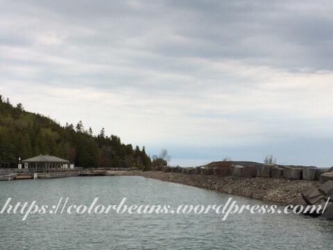 Flowerpot Island 上下船處