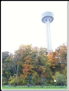 Niagara-Falls 熱門景點之一: Skylon Tower