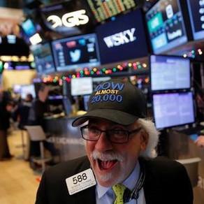 这个感恩节不太寻常:节前纳指交易量逾10亿股,创2004年以来最高