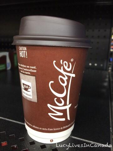 McDonald's咖啡免費喝