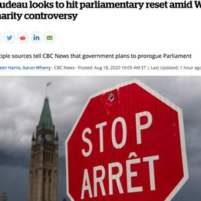 要想拯救特鲁多,必先拯救加拿大,她能做到吗?