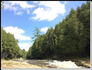 美麗的Grand River