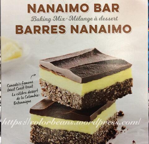 Nanaimo Bar