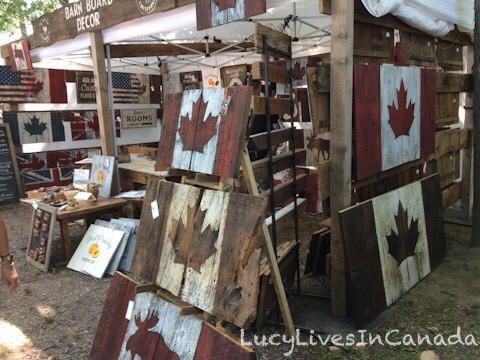 手工藝品絕對少不了的加拿大相關商品