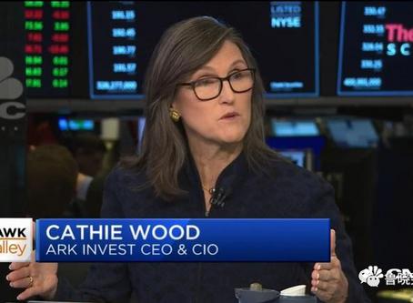 """靠着押注特斯拉,美国金融界诞生""""女巴菲特"""""""