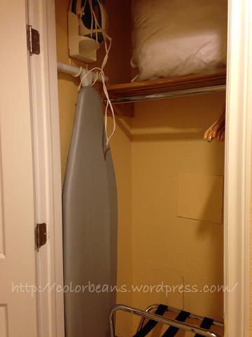 熨斗和置衣櫃