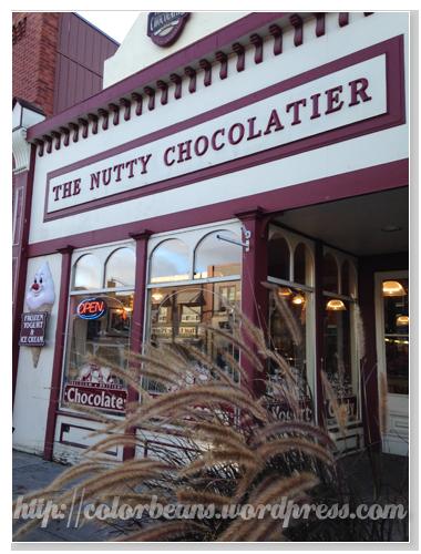 The Nutty Chocolatier