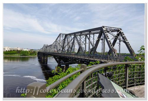Alexandra Bridge (Pont Alexandra)