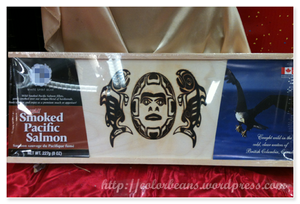 Canada 鮭魚禮盒
